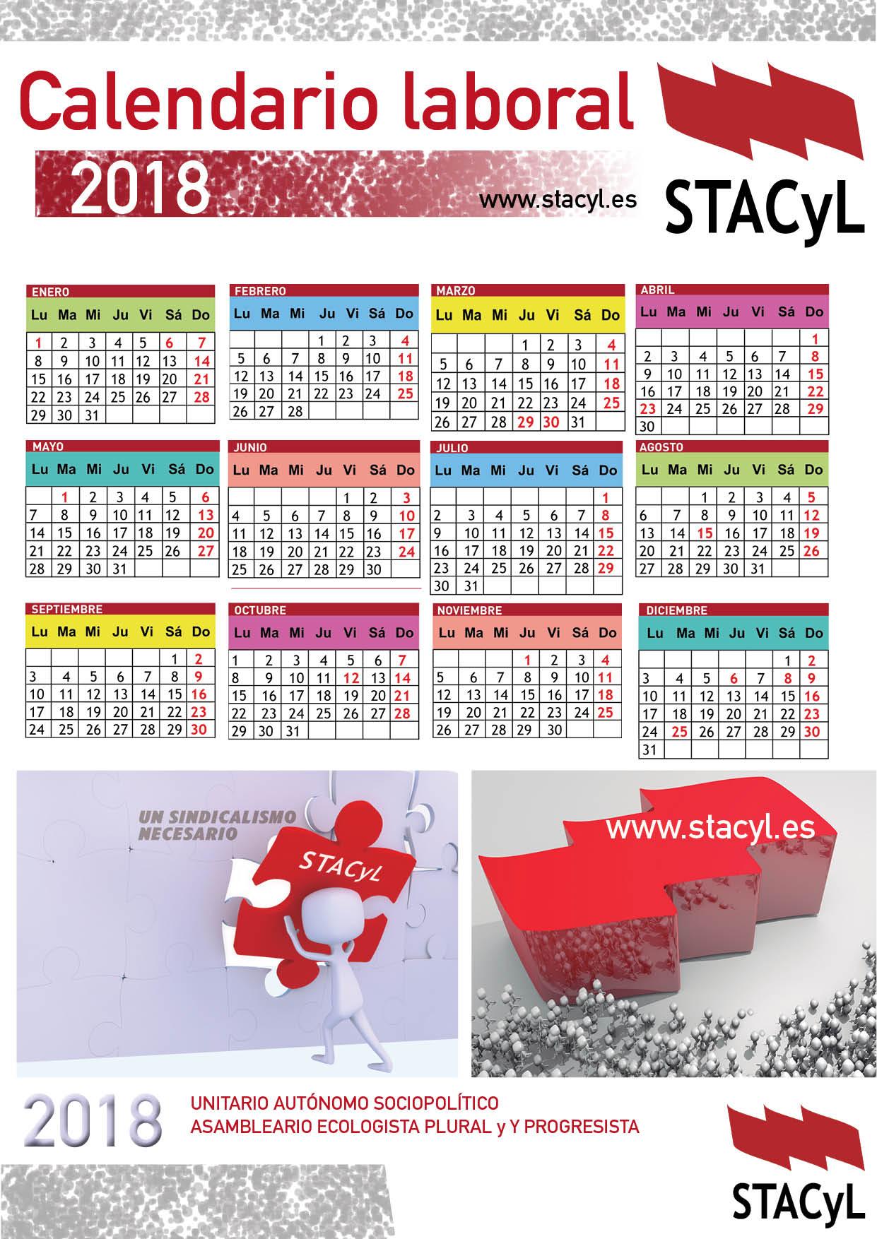 Calendario2018-STACyL